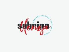 Sabrina Llenza Logo Variation