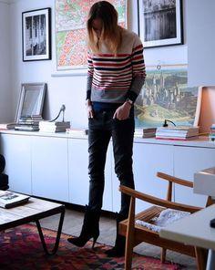 Stripes #fashion #women