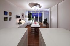 Apartment T by AE5 Partners #interior #apartment #design