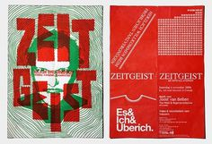 the works of Roel Wouters #print #color #flyer #poster #amsterdam #type #mrkmln #zeitgeist #club