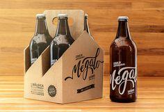 Pack #beer #beverage #cerveja #packaging #cerveza #megalobeer