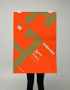Sebastian Gram Design | Defgrip #sebastian #gram #design #shapes #geometric #poster