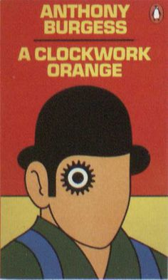 Penguin Books - A Clockwork Orange #covers