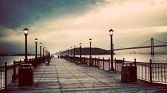 Vintage Bridge Photograph #inspiration #photography #vintage