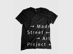 Madrid Street Art Project on Behance