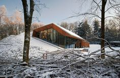 Dutch Mountain by Denieuwegeneratie #house