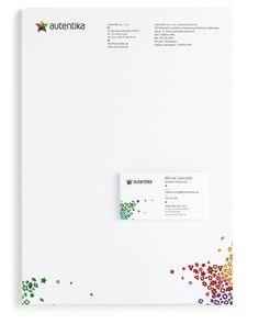 Branding | Autentika « Layman's layout