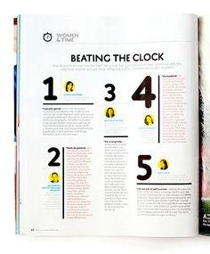 Real Simple / Indigo Bunting #magazine