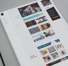Grid Design References | Abduzeedo Design Inspiration #grid