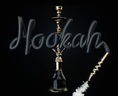 Hubbly/Hookah Typography on Behance