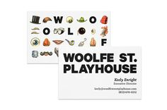 Woolfe St Playhouse #card