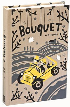 bouquet_med #illustration #book