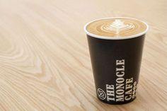 monoclecafe2 #coffee #monocle