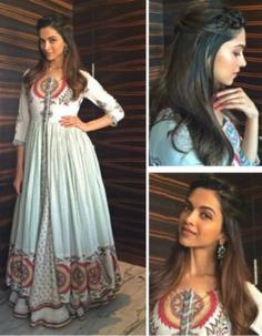 Deepika's Love Aaj Kal for Fashion Tamasha - punjabi suits