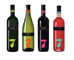 7 Plagies  - Wine Packaging Blog - The Dieline Wine