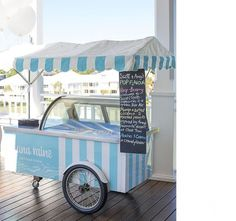 Made by Big - Blog #brand #ice cream #cart