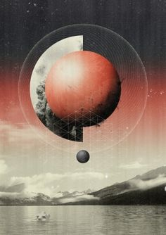 NTHN blog #design #graphic #fi #sic #surreal #planet