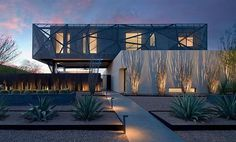 Tresarca residence by Assemblage Projects Studio - www.homeworlddesign.com (21) #tresaca #nevada #hause #residence