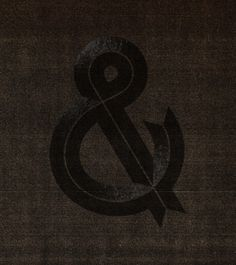 ALPHABATTLE – & — LetterCult #ampersand #letter #cult #typography