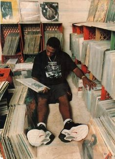 AHONETWO #records #ahonetwo #pete rock