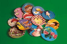 #Seletti #dish #plate #photography