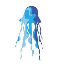ACUARIO INBURSA - ICONOGRAFÍA on Behance #draw #jellyfish #sea #sealife #capitancharlsillustration #creature