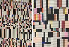 pixel, textiles, fabric, colour, digital