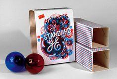 GE Light Bulb Package : Mike Krol #packaging