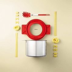 Beautifully Arranged Visual Recipes by Mikkel Jul Hvilshøj