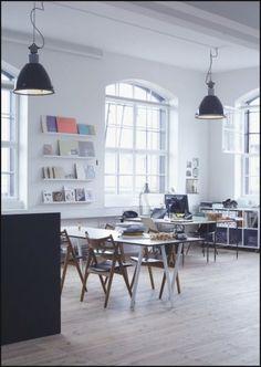 Im Atelier von Becksöndergaard « STYLE.DE #office #workspace