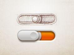 Interface design inspiration