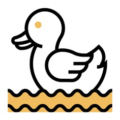 See more icon inspiration related to kid and baby, farming and gardening, duckling, duck, ducks, children, toy, child, baby, bath, user, avatar and animals on Flaticon.