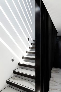 Tumblr #stairs #light #white #black