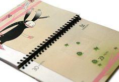 www.prinzapfel.com / Taschenkalender #2013 #prinz #kalender #diary #apfel #terminplaner