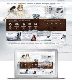 Edwin Tofslie - Creative Direction, Art Direction, Ideas, Design and Maker of Fine Jerky. #tofslie #vail #snow #webdesign