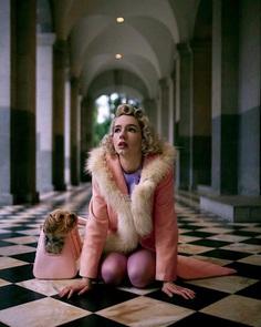 Marvelous Female Portrait Photography by Jordyn Moore