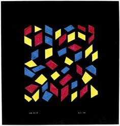 Anni Albers #anni #pattern #albers