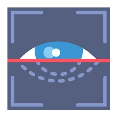 See more icon inspiration related to scan, eye, security, protection and technology on Flaticon.