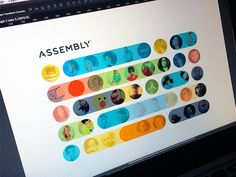 Assembly #layout #color #web