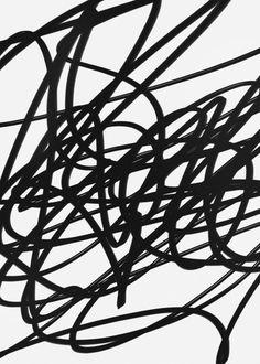 #illustrated #jameszanoni #blackandwhite #brushstroke #scribble #graphic
