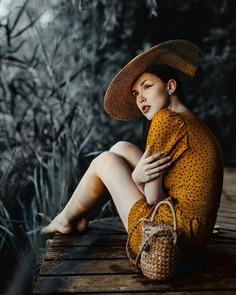 Marvelous Female Portrait Photography by Rares Patriche