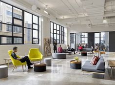 Frog Offices in Brooklyn, NY / SHoP Architects 2
