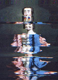 Chad Wys | PICDIT #design #glitch #collage #art