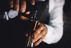 Gillemore by Skinn #bottle #packaging #design