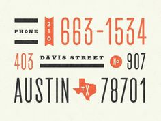 Dribbble - Info by Brent Couchman