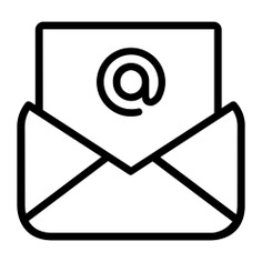 See more icon inspiration related to contact, mail, letter, email, envelope, message, business and communications on Flaticon.