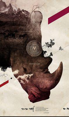 Reconoceronte | Flickr – Photo Sharing! #print #design #poster