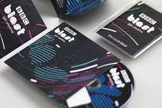 Studio Output™ / BBC Blast tour branding #brand