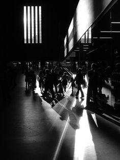 Tate - Ben Liney #photography #architecture #light #interiors