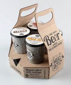 BLDG//WLF #packaging #beer